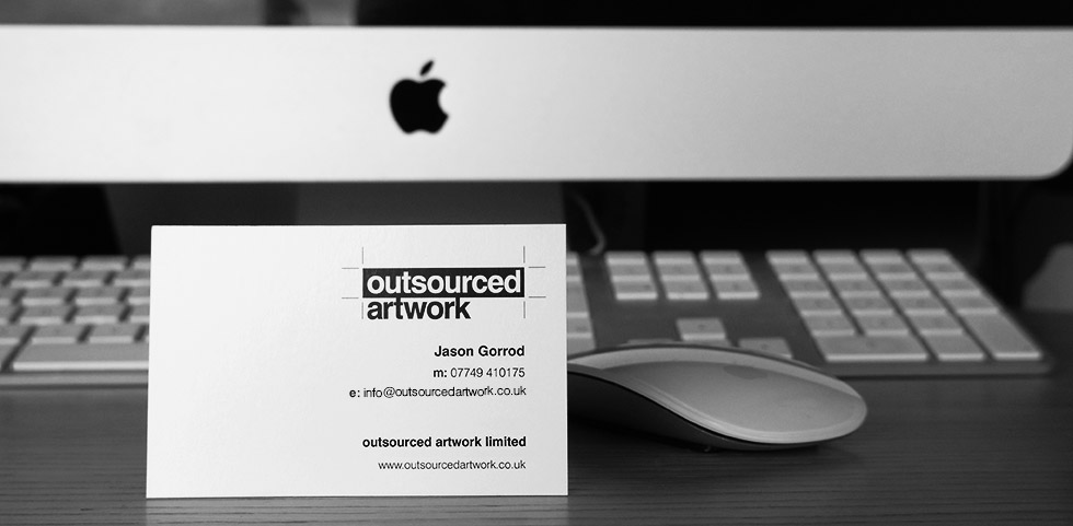 Freelance Artworker Manchester contact details