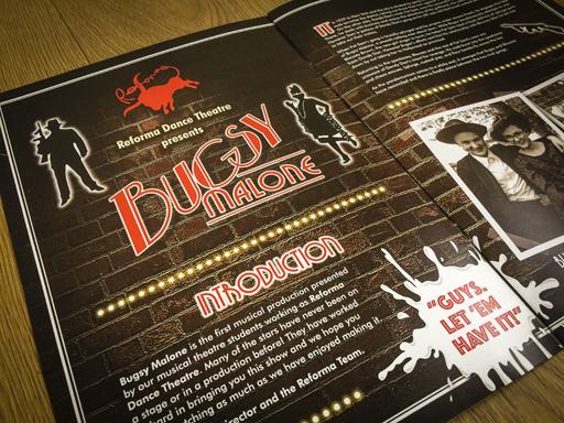 Theatre Programme Design-7