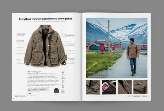 clothing catalogue artwork manchester 1