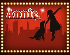 Annie Theatre Show Programme Design