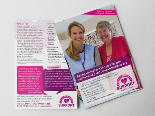 community-leaflets-design-printing