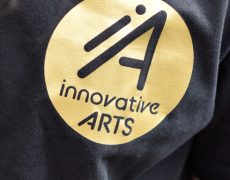 Performing Arts Logo and Identity